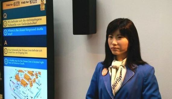 How The Travel Industry Is Relying On Robots More And