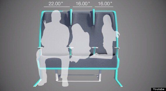 Morph Airline Seats: Seymourpowell's Adjustable Concept Could Change