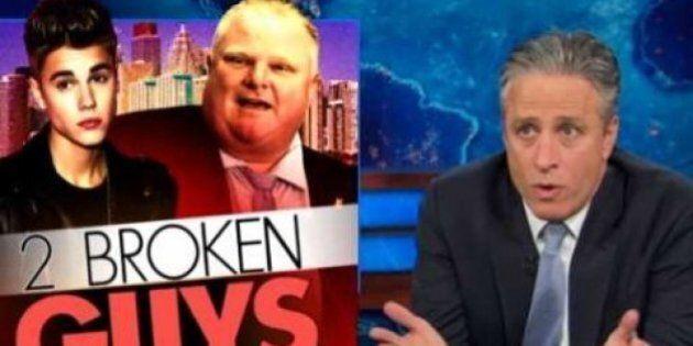 Jon Stewart's Canada Rant Is The Best