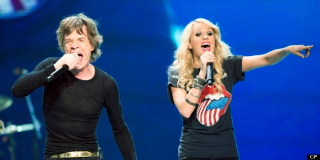 Rolling Stones, Toronto: Rock Icons Joined By Carrie Underwood, 'Avoid' Rob Ford Jokes, Wow