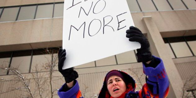 Idle No More Protests Aim To Disrupt Boxing Day