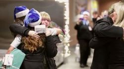 WATCH: WestJet's Christmas Miracle May Melt Your
