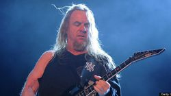 Memorial For Slayer Guitarist Becomes Mosh Pit