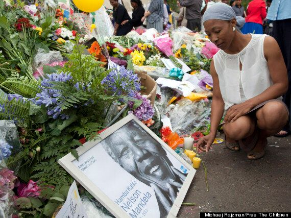 Nelson Mandela Memorial: South Africans Remember 'Great Son'