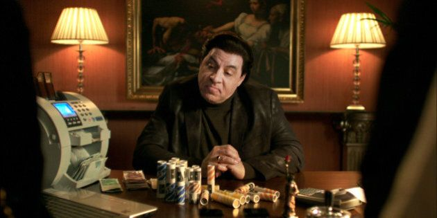 Steven Van Zandt On 'Lilyhammer' Season 2 And His Emmy