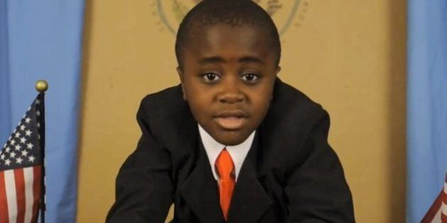 Behind The Headlines: How Kid President Can Change the