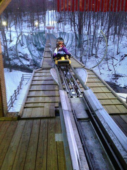 Winter's Not So Bad In Finger Lakes,