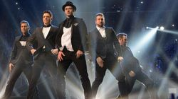 *NSYNC's JC Chasez Says Justin Timberlake Wants To Be