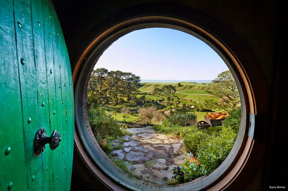 Visit The Real Hobbiton In New
