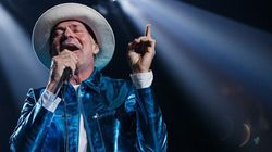 Gord Downie's Courage Powers Tragically Hip