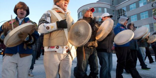 Idle No More Photos: Add Your Own Images Of Aboriginal