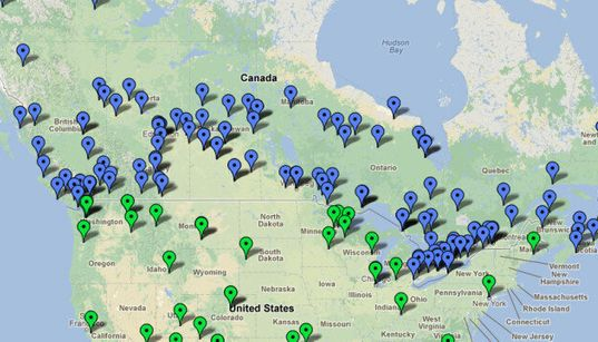 MAP: Idle No More's Global