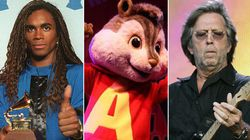 Worst Grammy Award Nominees Ever: From The Chipmunks To Eric
