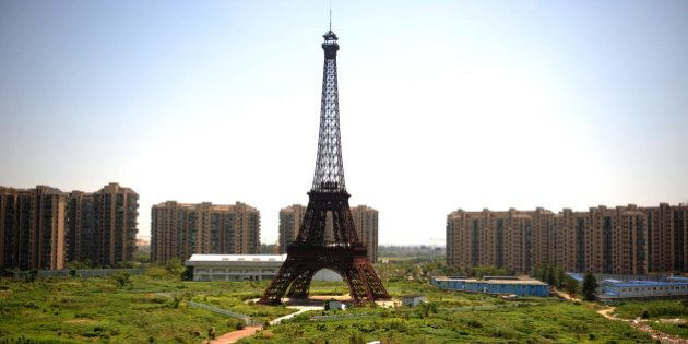 Eiffel Tower Replicas Around The World For When You Can't Make It To