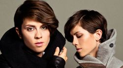 Tegan And Sara's Mom Thinks They'll Win A Grammy: 'Mom, You're