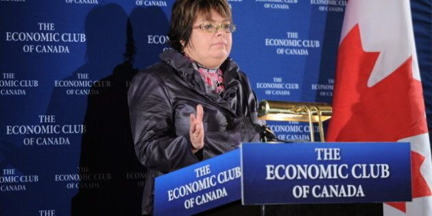 First Nations Chief Theresa Spence Calls For Solidarity