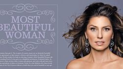 Shania Twain Named Most Beautiful