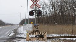 Idle No More Protesters Block Main Rail Line Between Toronto And