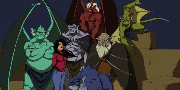 'Gargoyles': Disney Cartoon Lives Again On