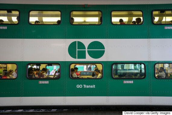 Misrouted Syrian Family Finds Its Way Thanks To Dozens Of GO Train