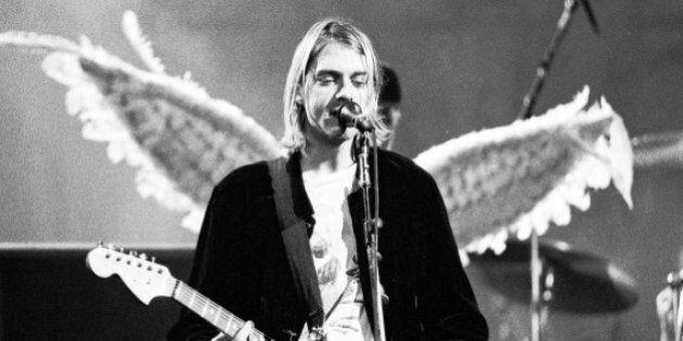 New Photos From Kurt Cobain Death Investigation Found: