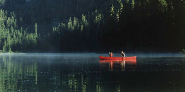Madely Lake, Whistler, British Columbia, Canada, September