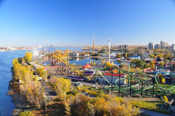 Canada Is Home To The Coolest, Wildest Theme Parks In The