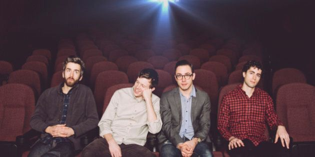 Tokyo Police Club Reject Deadlines, Self-Doubt And Banjo On New Album