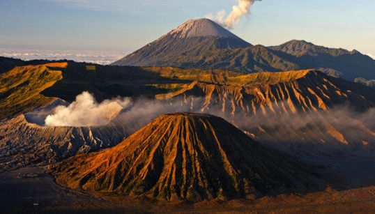 11 Breathtaking Volcanoes Adventure Travellers Dream Of