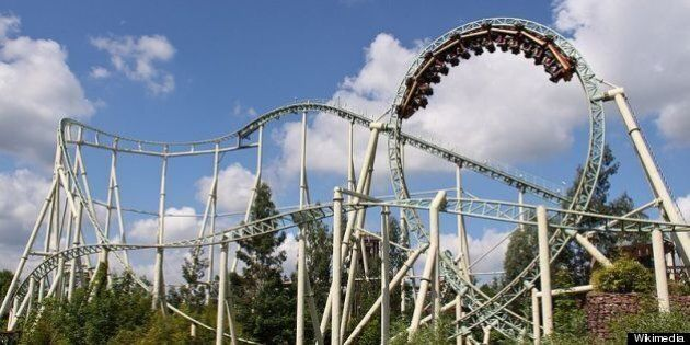 Roller-Coasters Around The World: The Fastest, Scariest