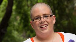 Powerful Shots Of Moms Shaving Their Heads For Kids With