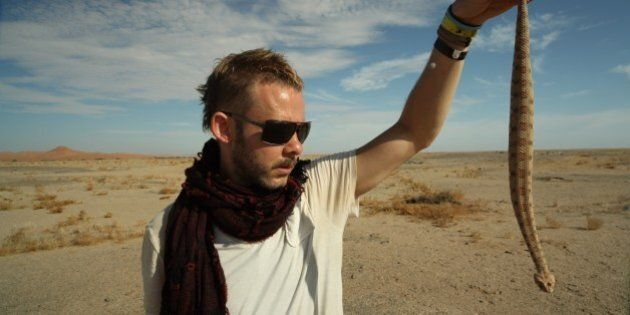 Dominic Monaghan, 'Wild Things' Season 2 Host: I Don't Have A Death