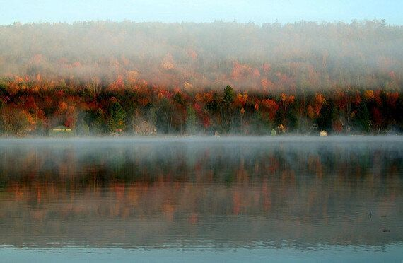 5 Must-Visit Fall Foliage Destinations On America's East