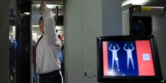 The TSAs New Body Scanners Spot Bombs, Not Dongs