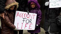 India Rape Prompts Toronto Silent