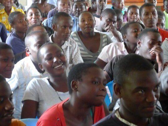Empowering Ugandan Teens To Make Informed Sexual Health