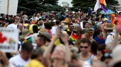 Thousands Attend Small Manitoba City's Very First Pride