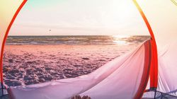 10 Stunning Beachside Campsites For