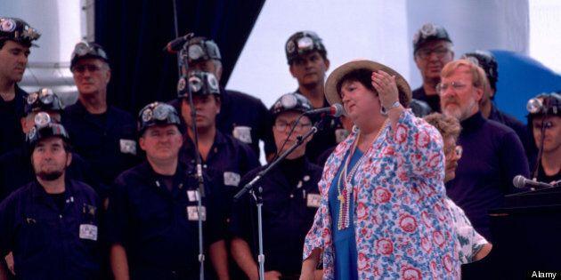 Rita MacNeil Songs: 'Working Man,' More Hits (LYRICS,
