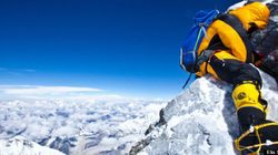 My Near-Death Experience at the Top of Mount Everest