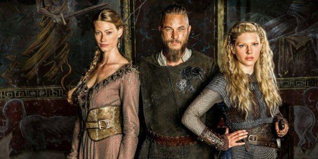 'Vikings' Renewed: History Promises Season 3 Of Action