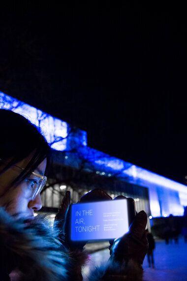 How One Toronto Art Piece Shines A Light On
