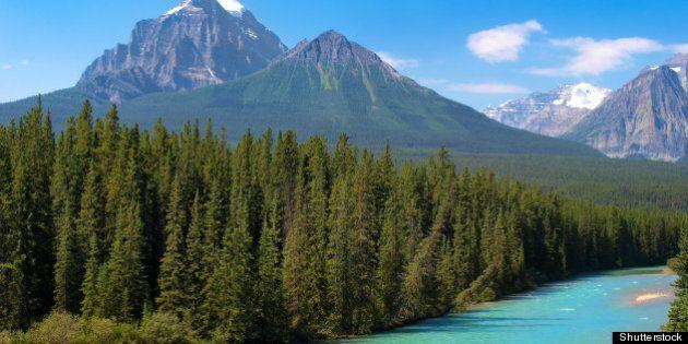 canadian wilderness in