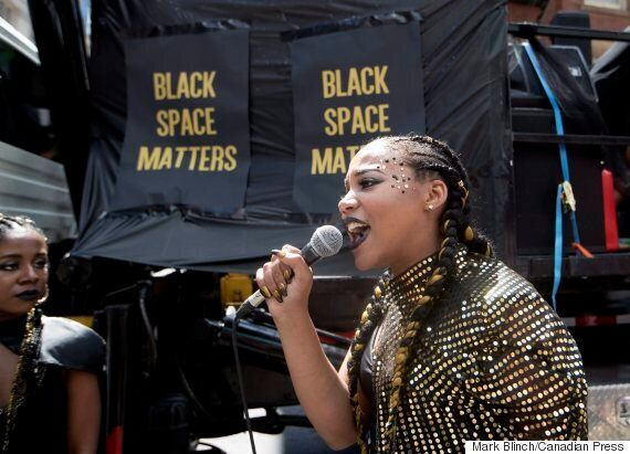 Black Lives Matter Parade Protest Brings Sweeping Changes To Toronto