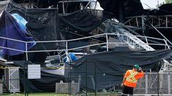 Ottawa Bluesfest Stage Collapse