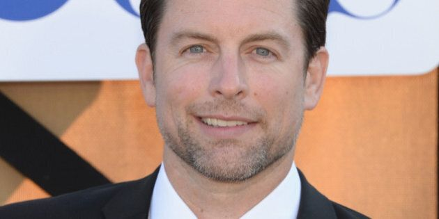 LOS ANGELES, CA - JULY 29: Michael Muhney attends the CW, CBS And Showtime 2013 Summer TCA Party on July...