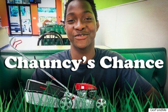 Chauncy Black, Memphis Teen, Asks For Doughnuts, Ends Up With