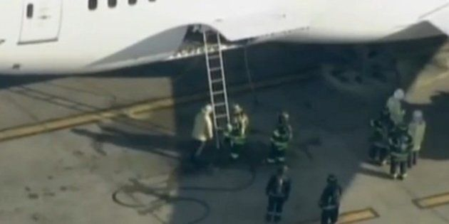 Boeing 787 Dreamliner Fire: Japan Airlines Jet Catches Fire At Boston's Logan