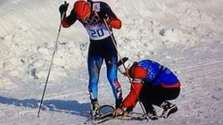 A Canadian Helped This Russian Finish His