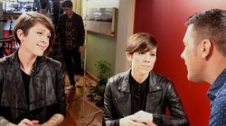 Tegan And Sara: Ellen Page 'Incredibly Brave' For Coming